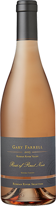 2015 Russian River Selection Rosé of Pinot Noir