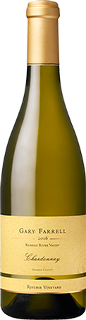 2016 Ritchie Vineyard Chardonnay Image