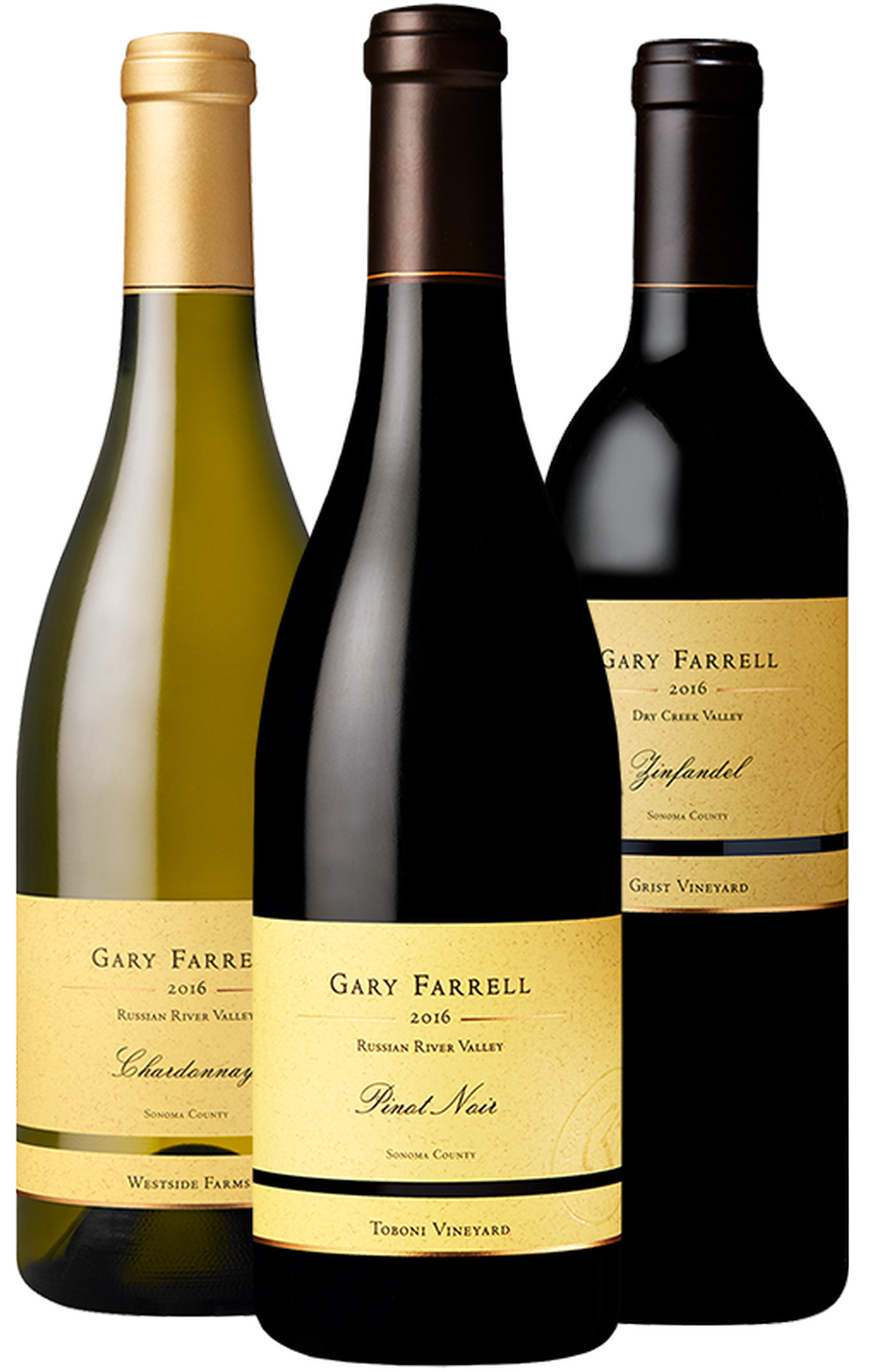 Gift Set - Single Vineyard Trio