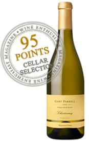 2015 Westside Farms Vineyard Chardonnay Image