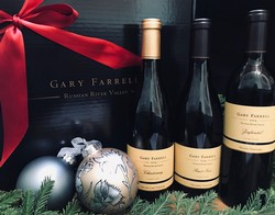 Gift Set - 2014 Russian River Valley Single Vineyard Chardonnay, Pinot Noir & Zinfandel