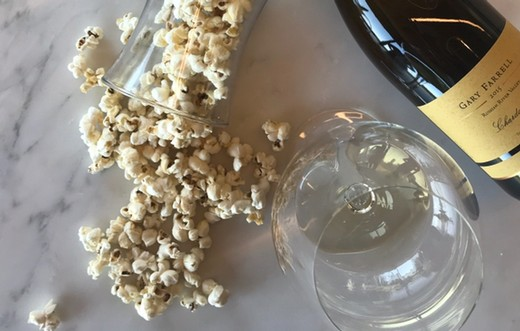 Honey & Sea Salt Popcorn